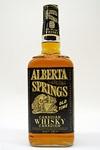 アルバースプリング カナディアンウイスキー ALBERTA SPRINGS OLD TIME