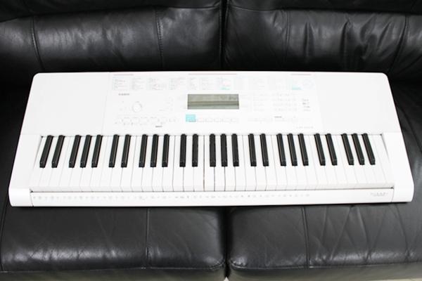 カシオ キーボード LK-223 61鍵盤
