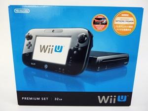 任天堂 Wii U プレミアムセット