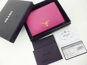 PRADA プラダ カードケース
