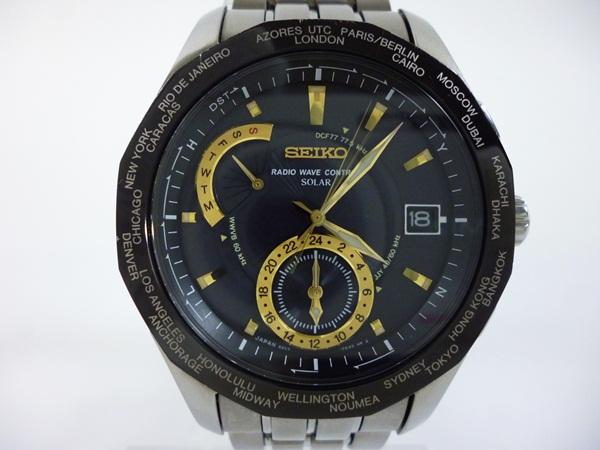 SEIKO/セイコーの腕時計を買取りいたしました