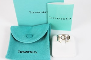 TIFFANY&Co. ティファニー 1837 エレメント リング