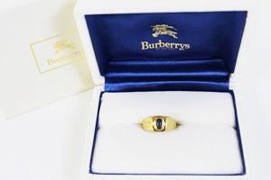 Burberrys バーバリー ファッションリング K18