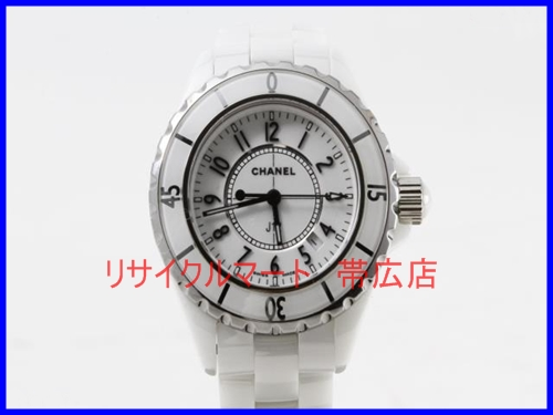 シャネル 腕時計 J12 H0968