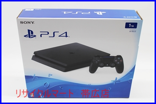 PS4 1TB ブラック CUH-2000B B01 プレステ4