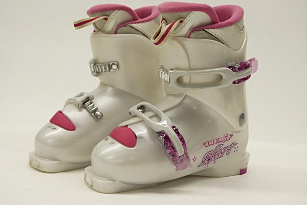Hart ハート スキー靴 DIVA5F ジュニアスキーブーツ 21cm‐22cm