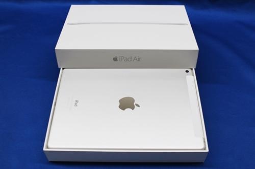 iPad Air2 Wi-Fi+Cell 32GB シルバー MNVQ2J/A