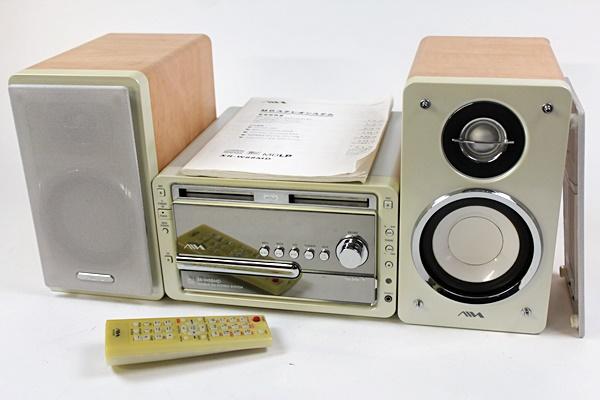 SONY(AIWA)  MD ステレオ システム XR-W88MD