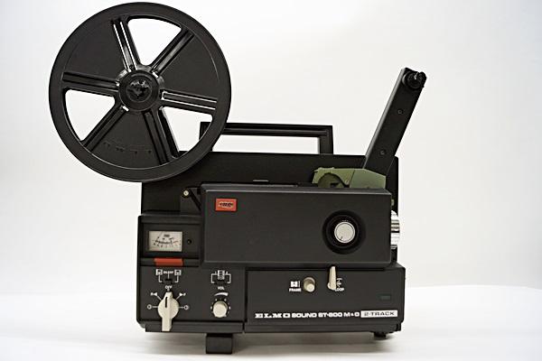 エルモ 8mmフイルム 映写機 ST-600
