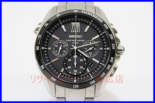 セイコー ブライツ メンズ腕時計