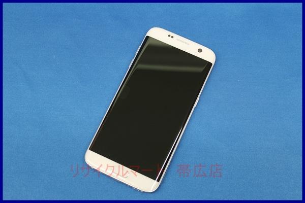 au Galaxy S7 edge SCV33 スマホ