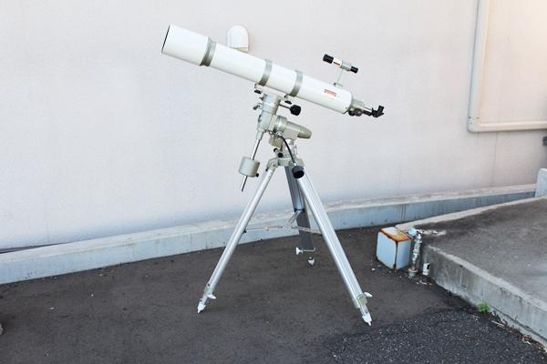 帯広市 天体望遠鏡 買い取り