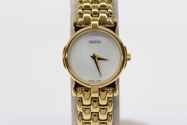 帯広市 グッチ 腕時計 お買い取り