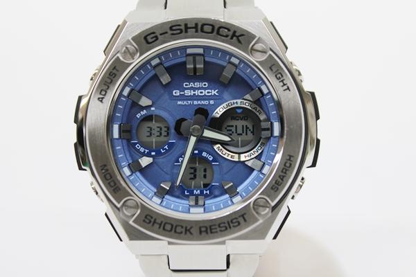 カシオ Gショック ソーラー電波 腕時計