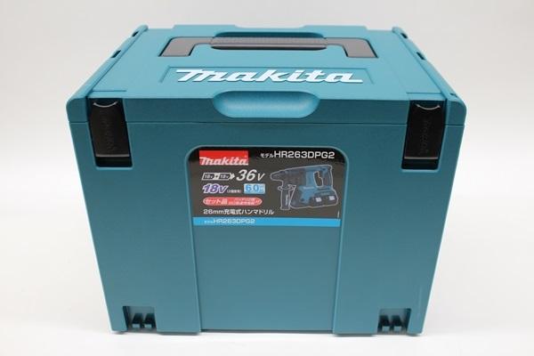 マキタ 36V 充電式ハンマドリル 買い取り