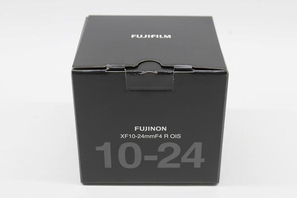 フジノン XF10-24㎜ F4 R OIS 超広角ズームレンズ