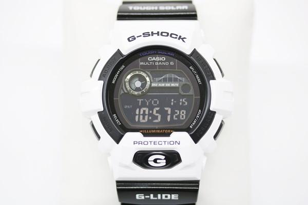CASIO G-SHOCK GWX-8900B-7JF G-LIDE 腕時計