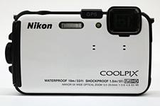 ニコン デジタルコンパクトカメラ クールピクス AW100 防水 耐衝撃 耐寒