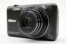 ニコン クールピクス S6600 コンパクトデジタルカメラ 1602万画素 12倍光学ズーム 2.7型液晶