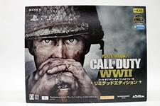 PlayStation4 コール オブ デューティ WWⅡ CUHJ-10018 本体同梱版