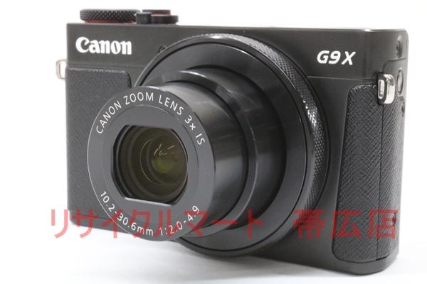 キャノン デジタルカメラ PowerShot G9 X MarkⅡ PSG9X
