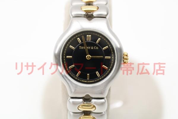 ティファニー ティソロ レディース 腕時計 L0112