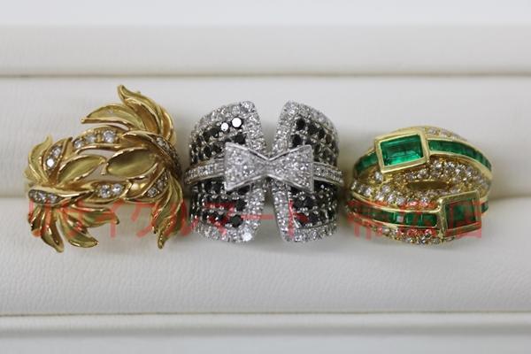 宝石 金 プラチナ ダイヤモンド 指輪 買い取り