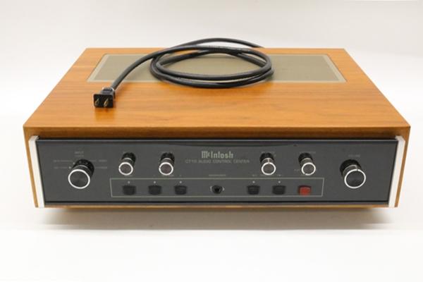 マッキントッシュ C710 買い取り コントロールアンプ