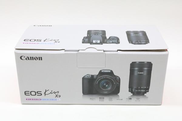リサイクルマート帯広店 キャノン EOS Kiss X9 一眼レフカメラ 帯広市内のお客様よりお買取りさせて頂きました