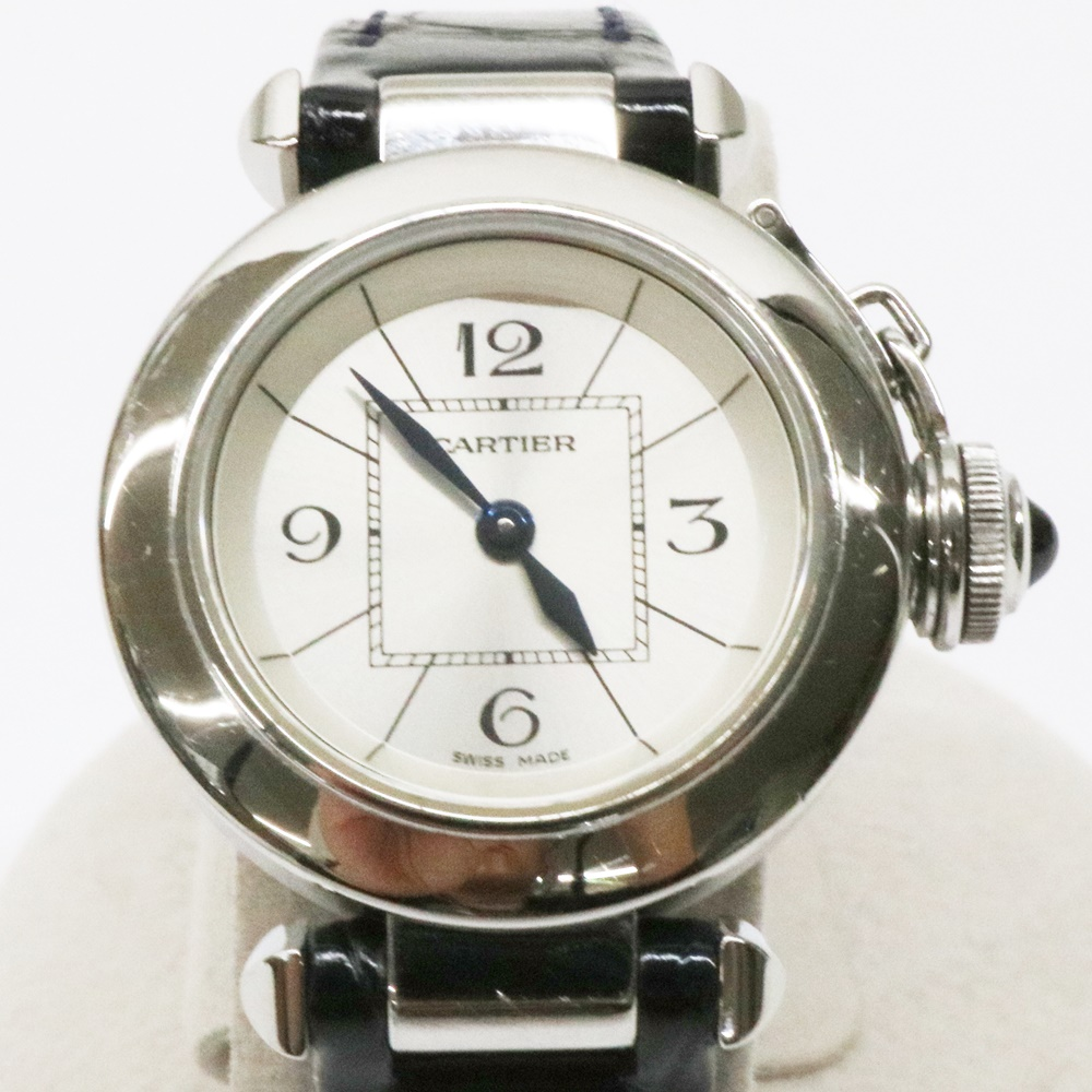 Cartier カルティエ ミスパシャ 腕時計  W3140007 2973 レディース