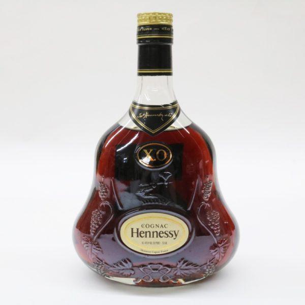 Hennessy ヘネシー XO 700ml 40% 未開栓 金キャップ クリアボトル