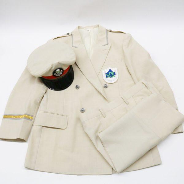 JR北海道 助役 夏服 制服 セット 旧デザイン