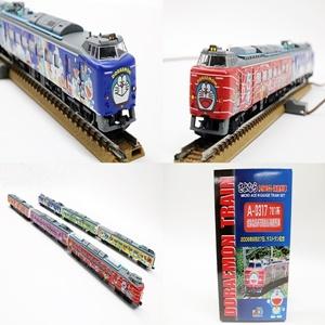 鉄道模型 Nゲージ マイクロエース さよなら ドラえもん海底列車 781系 6両セット A-0317 2006年 8月27日 ラストラン記念