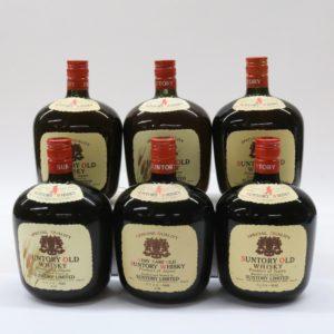 サントリー オールド ウイスキー 特級 760ml 43% SUNTORY OLD WHISKY