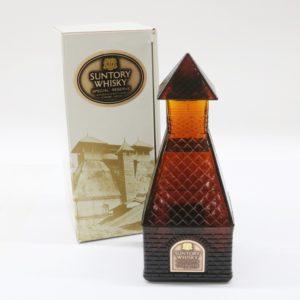サントリー ウイスキー リザーブ キルン型ボトル 乾燥塔 760ml