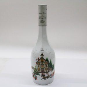 サントリー エクセル ブランデー クリスマスボトル 660ml 40% 未開栓 特級 従価