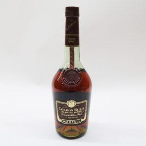 MARTELL マーテル コルドンルビー グリーンボトル 700ml ブランデー コニャック 洋酒 CORDON RUBIS